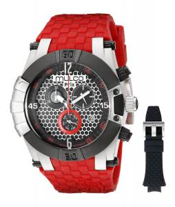 [マルコ]MULCO 腕時計 Prix Snap Analog Display Swiss Quartz Red Watch MW5-3068-065 メンズ [並行輸入品]