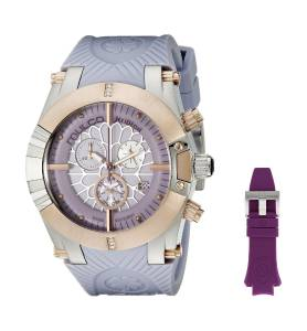 [マルコ]MULCO 腕時計 Kripton Snap Analog Display Swiss Quartz Purple Watch MW5-3069-513 レディース [並行輸入品]