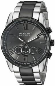 [オーガストシュタイナー]August Steiner 腕時計 Analog Display Japanese Quartz Two Tone Watch AS8163TTB メンズ [並行輸入品]