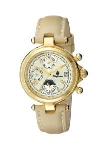 [ブルゲルマイスター]Burgmeister 腕時計 Analog Display Automatic Self Wind Beige Watch BM216-290 レディース [並行輸入品]