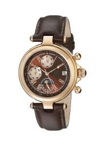 [ブルゲルマイスター]Burgmeister 腕時計 Analog Display Automatic Self Wind Brown Watch BM216-365 レディース [並行輸入品]