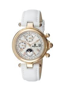 [ブルゲルマイスター]Burgmeister 腕時計 Analog Display Automatic Self Wind White Watch BM216-386 レディース [並行輸入品]