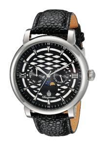 [ブルゲルマイスター]Burgmeister 腕時計 Analog Display Quartz Black Watch BM217-122 メンズ [並行輸入品]