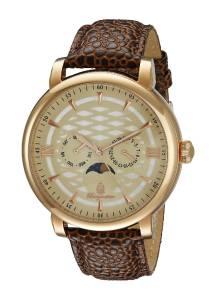 [ブルゲルマイスター]Burgmeister 腕時計 Analog Display Quartz Brown Watch BM217-395 メンズ [並行輸入品]
