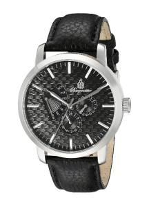 [ブルゲルマイスター]Burgmeister 腕時計 Analog Display Quartz Black Watch BM219-122 メンズ [並行輸入品]