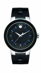 [モバード]Movado 腕時計 Analog Display Swiss Quartz Black Watch 0606927 メンズ [並行輸入品]