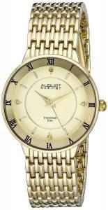[オーガストシュタイナー]August Steiner 腕時計 Analog Display Japanese Quartz Gold Watch AS8178YG レディース [並行輸入品]