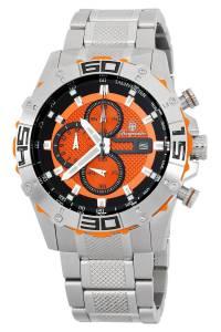 [ブルゲルマイスター]Burgmeister 腕時計 Analog Display Quartz Silver Watch BM534-151 メンズ [並行輸入品]