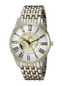 [オーガストシュタイナー]August Steiner 腕時計 Analog Display Quartz Two Tone Watch CN009TTG メンズ [並行輸入品]