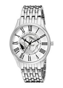 [オーガストシュタイナー]August Steiner 腕時計 Analog Display Quartz Silver Watch CN009SS メンズ [並行輸入品]