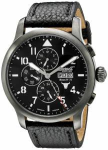 [インガソール]Ingersoll Bison No. 72 Analog Display Automatic Self Wind Black Watch IN1221GUBK