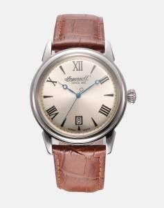 [インガソール]Ingersoll 腕時計 Grafton Brown Leather Analog Quartz Watch INQ001GDSL メンズ [並行輸入品]