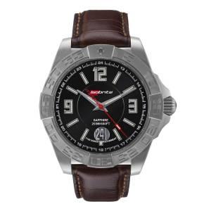 [アーマーライト]Armourlite 腕時計 Isobrite Executive Series Watch Brown Leather Band ISO711 [並行輸入品]