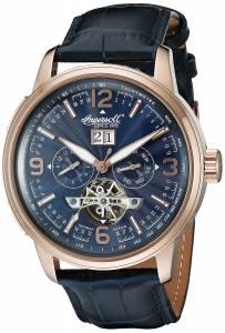 [インガソール]Ingersoll Connecticut Analog Display Automatic Self Wind Blue Watch IN1222RGBL