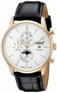 [インガソール]Ingersoll 腕時計 Aurora Analog Display Automatic Self Wind Black Watch IN1916GWH メンズ [並行輸入品]