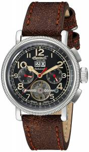 [インガソール]Ingersoll  Princeton Analog Display Automatic Self Wind Brown Watch IN1827BKCR