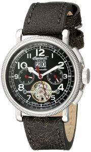 [インガソール]Ingersoll  Princeton Analog Display Automatic Self Wind Black Watch IN1827BKWH