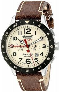 [インガソール]Ingersoll Bison No. 69 Analog Display Automatic Self Wind Brown Watch IN3224CR