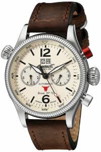 [インガソール]Ingersoll Bison No. 70 Analog Display Automatic Self Wind Brown Watch IN3225CR