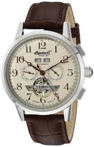 [インガソール]Ingersoll 腕時計 Caldwell Analog Display Automatic Self Wind Brown Watch IN4411CR メンズ [並行輸入品]