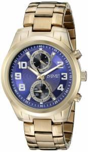 [オーガストシュタイナー]August Steiner 腕時計 Analog Display Japanese Quartz Gold Watch AS8173YGBU メンズ [並行輸入品]