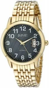 [オーガストシュタイナー]August Steiner 腕時計 Analog Display Automatic Self Wind Gold Watch AS8026YGB メンズ [並行輸入品]