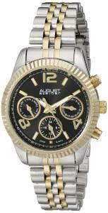 [オーガストシュタイナー]August Steiner 腕時計 Analog Display Swiss Quartz Two Tone Watch AS8103TTGB レディース [並行輸入品]