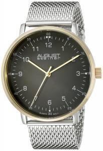 [オーガストシュタイナー]August Steiner 腕時計 Analog Display Swiss Quartz Silver Watch AS8091SSG メンズ [並行輸入品]