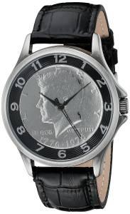 [オーガストシュタイナー]August Steiner 腕時計 Analog Display Japanese Quartz Black Watch CN010BK メンズ [並行輸入品]