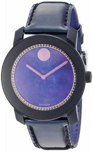 [モバード]Movado 腕時計 Analog Display Swiss Quartz Blue Watch 3600268 レディース [並行輸入品]