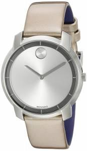 [モバード]Movado 腕時計 Analog Display Swiss Quartz Pink Watch 3600311 レディース [並行輸入品]