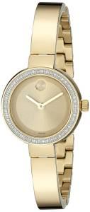 [モバード]Movado 腕時計 Analog Display Swiss Quartz Gold Watch 3600322 レディース [並行輸入品]