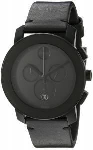 [モバード]Movado 腕時計 Analog Display Swiss Quartz Black Watch 3600337 メンズ [並行輸入品]