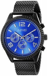 [オーガストシュタイナー]August Steiner Round Blue Radiant Sunburst Dial Two AS8196BKBU