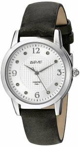 [オーガストシュタイナー]August Steiner 腕時計 SilverTone Watch with Diamond Markers AS8198GY レディース [並行輸入品]
