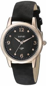 [オーガストシュタイナー]August Steiner DiamondAccented Rose GoldTone Watch with AS8198BKR