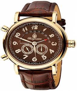 [ブルゲルマイスター]Burgmeister 腕時計 Nevada Automatic Watch BM105-395 メンズ [並行輸入品]