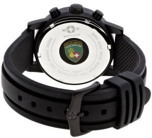 [ウェンガー]Wenger 腕時計 Swiss Raid Commando Orange-Accent Black 70893 メンズ [並行輸入品]