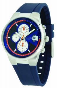 [ケネスコール]Kenneth Cole New York 腕時計 Stainless Steel Chronograph Watch KC1574 メンズ [並行輸入品]
