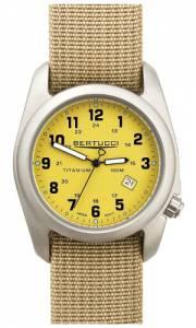 [ベルトゥッチ] bertucci 腕時計 Bertucci A-2T Original Classics Khaki Dial Men's watch # クォーツ 12204【並行輸入品】