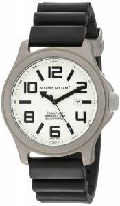[モーメンタム]Momentum 腕時計 Cobalt Lite Black Diver Rubber Watch 1M-SP08L8B メンズ [並行輸入品]