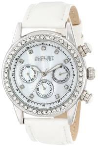 [オーガストシュタイナー]August Steiner 腕時計 Multifunction Dazzling Strap Watch AS8018SSW レディース [並行輸入品]