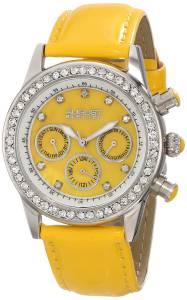 [オーガストシュタイナー]August Steiner 腕時計 Multifunction Dazzling Strap Watch AS8018YL レディース [並行輸入品]