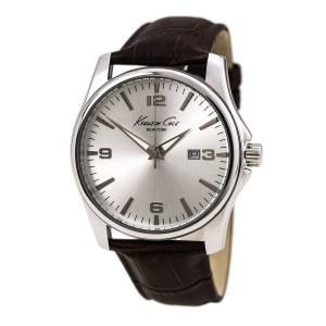 [ケネスコール]Kenneth Cole New York 腕時計 Croco Strap watch KC1866KCP メンズ [並行輸入品]