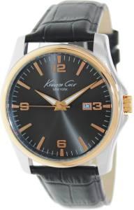 [ケネスコール]Kenneth Cole New York 腕時計 Croco Strap watch IKC1868 メンズ [並行輸入品]