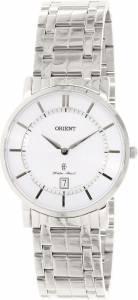 [オリエント]Orient 腕時計 Class Silver StainlessSteel Quartz Watch GW01006W メンズ [並行輸入品]