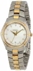 [エベル]EBEL  Sport Analog Display Swiss Quartz Two Tone Dress Watch 1216030 レディース
