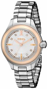 [エベル]EBEL 腕時計 Onde Analog Display Swiss Quartz Silver Watch 1216094 レディース