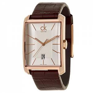 [カルバン クライン]Calvin Klein 腕時計 Window Quartz Watch K2M21620 メンズ