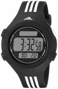 [アディダス]adidas Questra Digital Black Watch with Polyurethane Band ADP6085 ADP6085